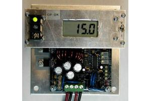 Solar Converters CP 12-24-30MT Cathodic Protection Controller 30A 12-24V with LCD Meter