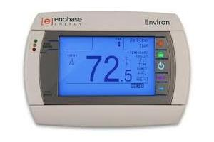 Enphase Energy EVRN-RT-02 Additional Environ Smart Thermostat for Enphase Micro Inverters