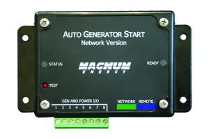 Magnum Energy ME-AGS-N Automatic Generator Start Module 3-Relay/Network