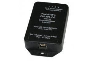Bogart Engineering PM-101-CE Ethernet/Internet Interface for PentaMetric Battery Monitor